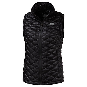 The North Face Thermoball Primaloft Outdoorweste Damen schwarz