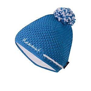 Mammut Sunridge Bommelmütze blau