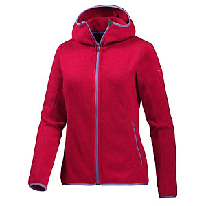 SALEWA Kitz Fleecejacke Damen rot