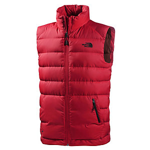 The North Face Aconcagua Daunenweste Herren rot