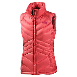 The North Face Aconcagua Daunenweste Damen lachs