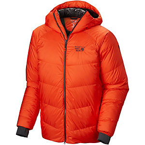Mountain Hardwear Nilas Daunenjacke Herren orange