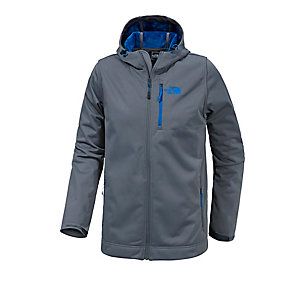 The North Face Durango Softshelljacke Herren anthrazit