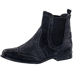 Bullboxer Chelsea Boots Damen schwarz