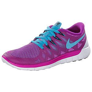 Nike Free 5.0 Damen Violett