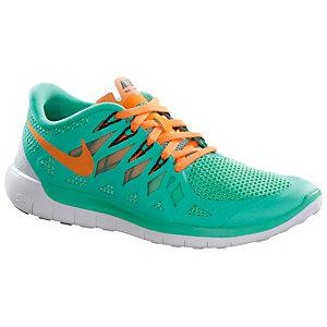 Nike Free Damen Schwarz Türkis