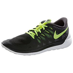 Cheap Nike Free 4.0 V3 BLACK/GREEN On Feet