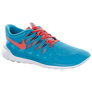 Nike Free 5.0 Blau Orange