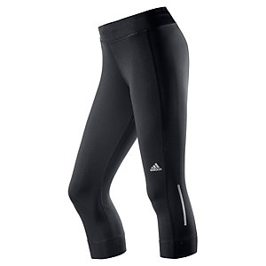 adidas Sequencials Lauftights Damen schwarz
