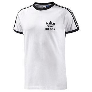t-shirt damen adidas weiß