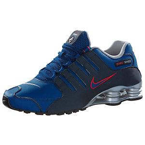 Nike Shox NZ EU Sneaker Herren in blau, Größe 41