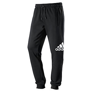 adidas Logo Sweathose Herren schwarz