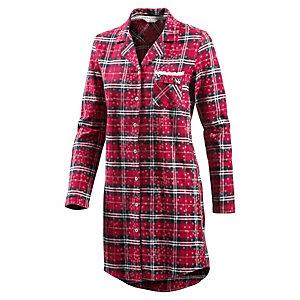 Jockey Nachthemd Damen rot