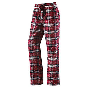 Jockey Pyjamahose Damen rot