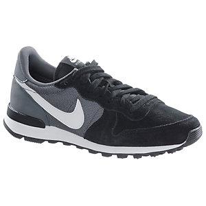 Nike Damen Grau Schwarz