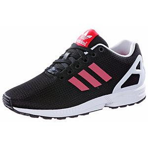adidas zx flux damen schwarz pink