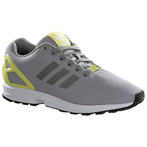 adidas ZX Flux Sneaker Damen beige/gelb
