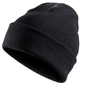 MasterDis Basic Flap Long Beanie schwarz