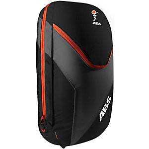 ABS Vario 18 Zip-On schwarz/orange