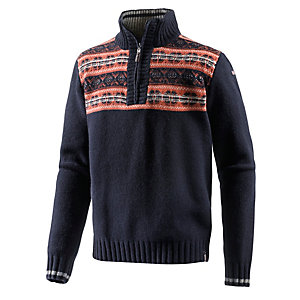 New Zealand Auckland Strickpullover Herren navy
