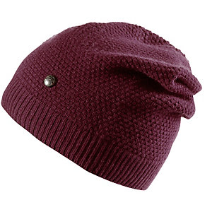 Campus Beanie Damen bordeaux