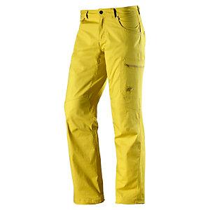 Mammut El Cap Kletterhose Herren gelb