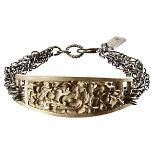 REPLAY Armband Damen bronze