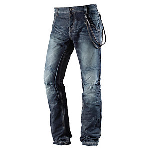 TIMEZONE Chester Straight Fit Jeans Herren used denim