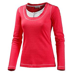 OCK Layerlangarmshirt Damen pink