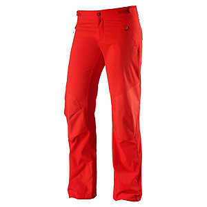Jack Wolfskin Gravity Flex Softshellhose Herren orange