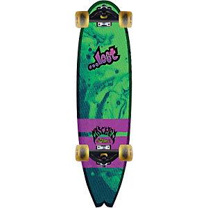 Lost Lgb. Dorado XL Longboard-Komplettset grün/lila