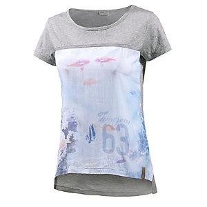 TIMEZONE T-Shirt Damen graumelange