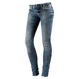 REPLAY Yasmeen Skinny Fit Jeans Damen used denim