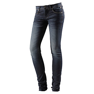 TIMEZONE AleenaTZ Skinny Fit Jeans Damen dark denim
