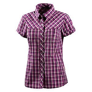 The North Face Chipara Kurzarmbluse Damen lila/pink