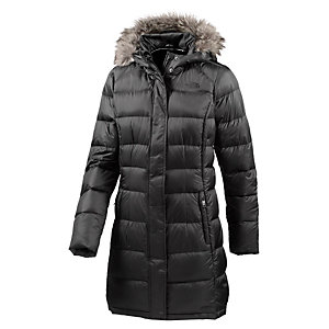 The North Face Castagnola Outdoorjacke Damen schwarz