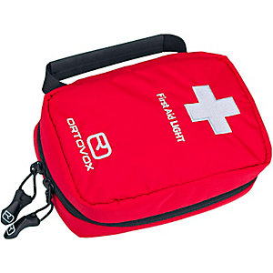 ORTOVOX First Aid Light Erste Hilfe Set rot