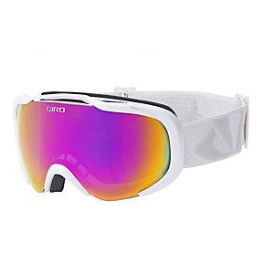 Giro Field Snowboardbrille weiß/pink