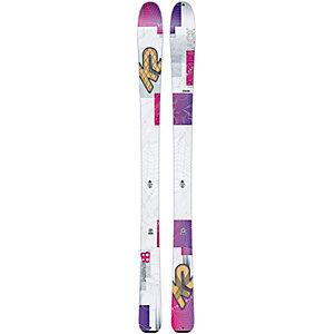 K2 Talkback 88 Tourenski Damen weiß/lila