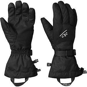 Outdoor Research Adrenaline Fingerhandschuhe Herren schwarz