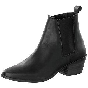 buffalo chelsea boots damen schwarz im online shop von. Black Bedroom Furniture Sets. Home Design Ideas