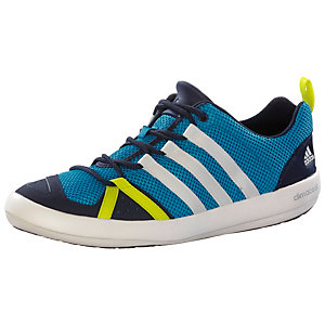 adidas Boat Lace Wasserschuhe Herren blau/grün