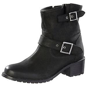 Buffalo Stiefel Damen schwarz