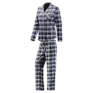 Jockey Pyjama Damen navy