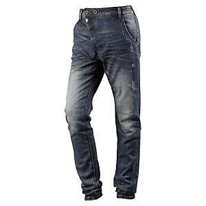 TIMEZONE ShalimaTZ GMT Boyfriend Jeans Damen dark denim