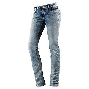 Tommy Hilfiger Skinny Fit Jeans Damen bleached denim