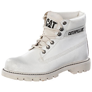 CATERPILLAR Bootie Damen weiß