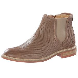 marc o 39 polo chelsea boots damen taupe im online shop von sportscheck. Black Bedroom Furniture Sets. Home Design Ideas