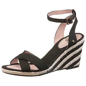 Pepe Jeans Sandalen Damen schwarz/beige