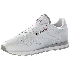 Reebok Classic Leather Sneaker Herren weiß